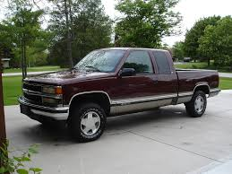 All Chevy » 1998 Chevrolet 1500 - Old Chevy Photos Collection, All ...