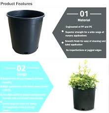 Nursery Container Sizes Chart Plant Pot Sizes Chart Explained Flower Scalajobs Co