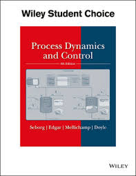 Process Dynamics and Control, 4th Edition | General & Introductory ...