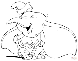 Small Picture Dumbo coloring pages Free Coloring Pages