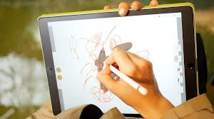 Drawing On Ipad Pro An Illustrators Review Of Ipad Pro Vs Wacom And My