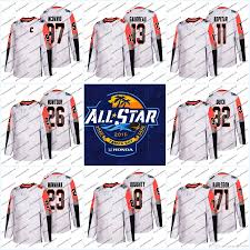 Gaudreau Jerseys All-star Sean Connor Division Game Drew Doughty Mcdavid William Monahan Ice Karlsson Jersey Hockey 2018 Pacific Johnny|Donald Driver Awarded His Personal Day