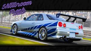 nissan skyline fast and furious 6. forza motorsport 6 1999 nissan skyline gtr fast u0026 furious edition and
