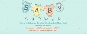 invitation design online free free baby shower invitations evite