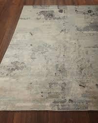 canada lynx rug 4 x 6