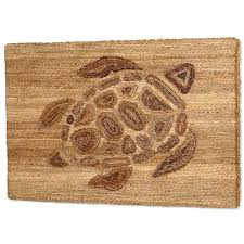 turtle woven wall art for home decor
