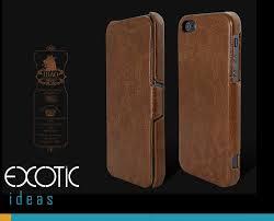 ibao iphone 5 case skin fine genuine leather flip case black brown