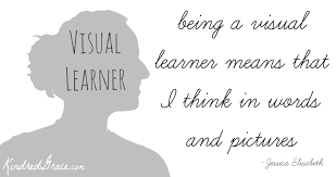 Visual Learning Strategies A Visual Learner Kindred Grace