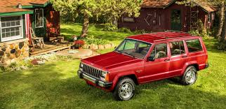 jeep history in the 1980s 1980s jeep