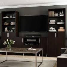 living room stands. mocha storage entertainment center kit living room stands r