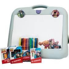 Toy Story Kids Travel Art Easel At Argos Co Uk Art Set
