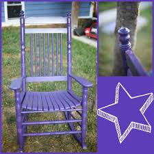 front porch er white wood outdoor rocking chair porch