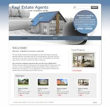 real state template 10 new templates for real estate agents
