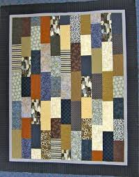 23 best easy quilts for men images on Pinterest | Shirts, Shirt ... & Free Masculine Quilt Patterns | Quilts for Men http://ekalavyadas.com/ Adamdwight.com