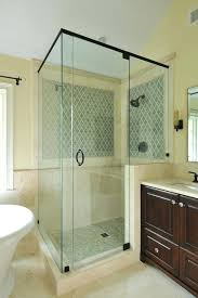 glass shower doors cost stylish superior glass shower doors cost amazing average of useful reviews in