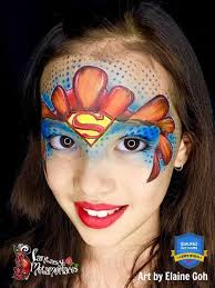 I Do Not Like This Painting Template Best Face Painting Stencils For Epic Halloween Designs