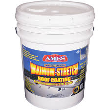 Maximum Stretch Liquid Rubber Roof Coating Sealant