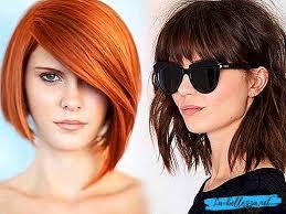 Haircuts Pro Střední Vlasy Foto 2018 účesy