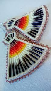 Native American Beaded Earrings Patterns Free New Design Inspiration