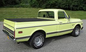 1972 Chevrolet 1/2-Ton Pickup | Connors Motorcar Company