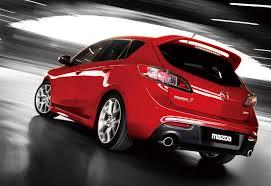 Mazda 3 MPS #2576903