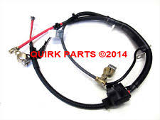 ford focus battery 2000 2004 ford focus 2 0 battery cable harness cable manual transmission oem new fits