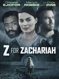 amazon z for zachariah margot robbie chris pine chiwetel ejiofor craig zobel amazon digital services llc