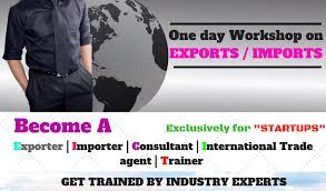 Imports Business Learn How To Start Exports Imports Business From The Scratch With Santhosh At Karol Bagh Bangalore Events High