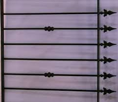Wrought Iron Handrails Windsor Railing Made To Your Measurements Wrought Iron Gates