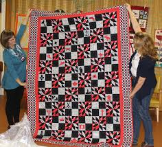 Mahone Bay Quilt Guild & Go to Quilts of Valour Canada to read all about this amazing project. Jill  is our new coordinator for Quilts of Valour, below is her quilt she made  for a ... Adamdwight.com