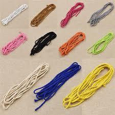<b>5mm</b> Thick Multicolored <b>Twisted</b> Cord Rope String Handmade ...