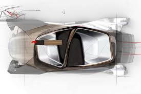 Gewöhnungsbedürftig Das Selbstfahrende Auto Shiwa Hat Keine Fenster