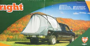 Rightline Gear Campright Truck Tent Full Size 8' Bed Camping NEW