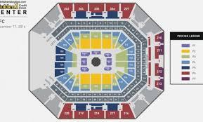 Ufc 205 Seating Chart Sacramento Kings Seating Chart Golden