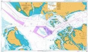 Amazon Com Ukho Ba Chart 3833 Singapore Strait Western