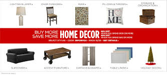 home d cor stores jcpenney