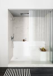 corian smart shower tray wall shelf and seat in corian solid surface designer white wall panel in corian solid surface rain cloud