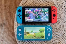 Nintendo Switch Lite: Thiết bị chơi game cầm tay với giá thật sự là rẻ