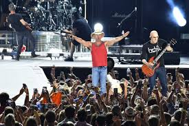 Kenny Chesney Concert Dallas Seating Chart Kenny Chesney Unveils Chillaxification 2020 Tour