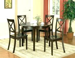 charming round dining table small dinette set for two sets glass dining table person