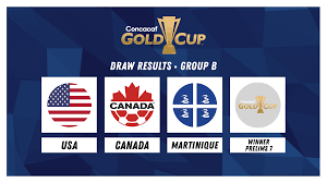 2021 Concacaf Gold Cup - Canada Soccer