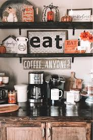 Each inch of this custom built kitchen cabinet is maximized to store a coffee machine, cups and mugs. 40 Best Coffee Bar Ideas Stations For 2021 Crazy Laura