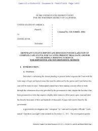 Dan Rush Cannabis Union Organizer Motion 7 15 2016 Continuance