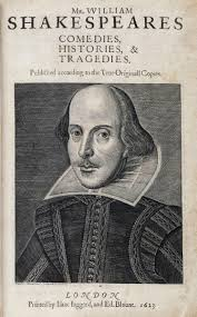 william shakespeare s th anniversary the life legacy of the  first folio by william shakespeare via