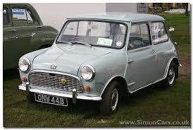 The Mini Simon Cars Mini Morris And Austin Seven Mini