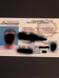Louisiana Card Id Maker Fake