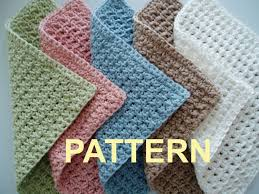 Easy Crochet Dishcloth Patterns Classy Very Easy Crochet Dishcloth Patterns Crochet Washcloth Patterns