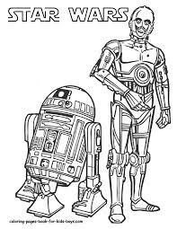 Small Picture Star Wars Coloring Pages Online Intended For Star Wars Coloring
