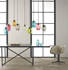 colored glass pendant lighting. the crystalline series by niche modern colored glass pendant lighting
