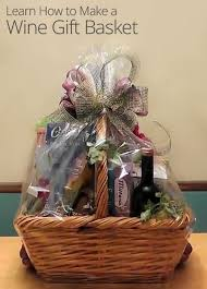 Best 25 Wine Gift Baskets Ideas On Pinterest  Chocolate Bouquet How To Make Hampers For Christmas Gifts